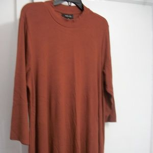 STYLE & CO PLUS SIZE TUNIC